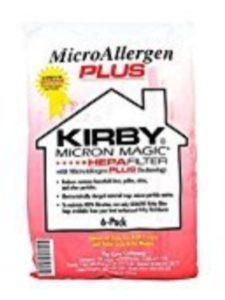 Kirby vacuum asbestos abatement  hepas