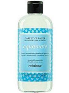 Rainbow vacuum carpet  shampoos