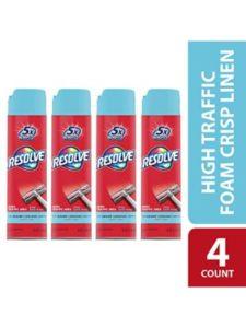 Reckitt Benckiser vacuum carpet  shampoos