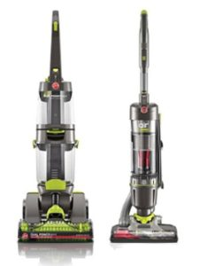 Hoover vacuum combo  carpet cleaners