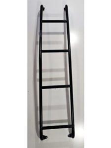 TrucknVans Ladders    van back door ladders