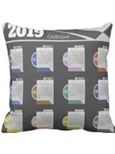 Mag21Bruno vector  calendar 2019S