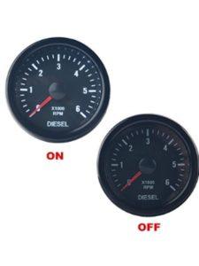 Dewhel vector  speed meters