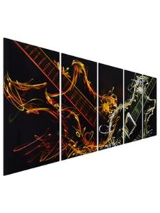 Pure Art wall art  metal musics