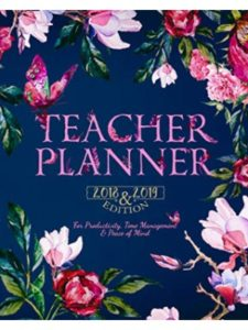 CreateSpace Independent Publishing Platform    weekly planner academic years