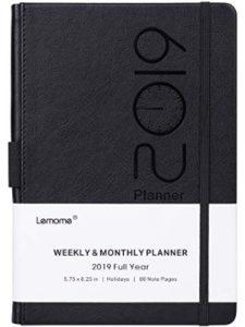 Lemome    weekly planner academic years