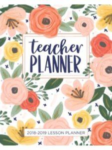 Pretty Simple Books    weekly planner academic years