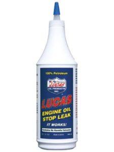 Lucas Oil white shepherd  oil stop leaks