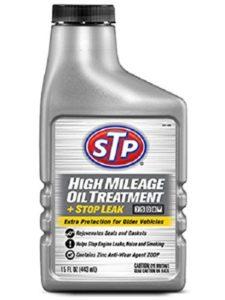 STP white shepherd  oil stop leaks