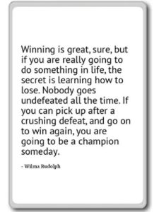 PhotoMagnets    wilma rudolph quotes