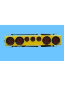 Blades tow right    wireless tow light bars