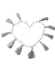 Absolutely Perfect wool  tassel garlands