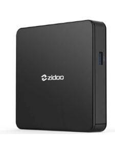 Zidoo workflow  technical supports