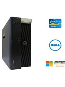 Dell Computers workstation  3d graphics