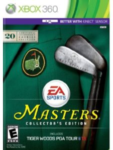 Electronic Arts worth  tiger woods