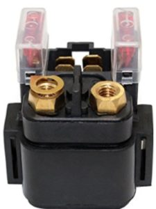 Road Passion starter relay