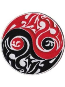 CD-2 yin yang  tattoo designs