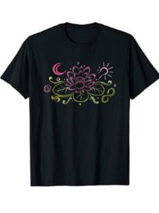 christine-krahl - T-Shirts - tees yin yang  tattoo designs