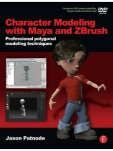 Focal Press zbrush  character animations