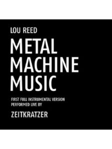 Zeitkratzer metal music