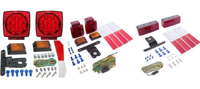 Blazer C7483RTM 7-Function Combo LED Trailer Stop//Turn//Tail Light